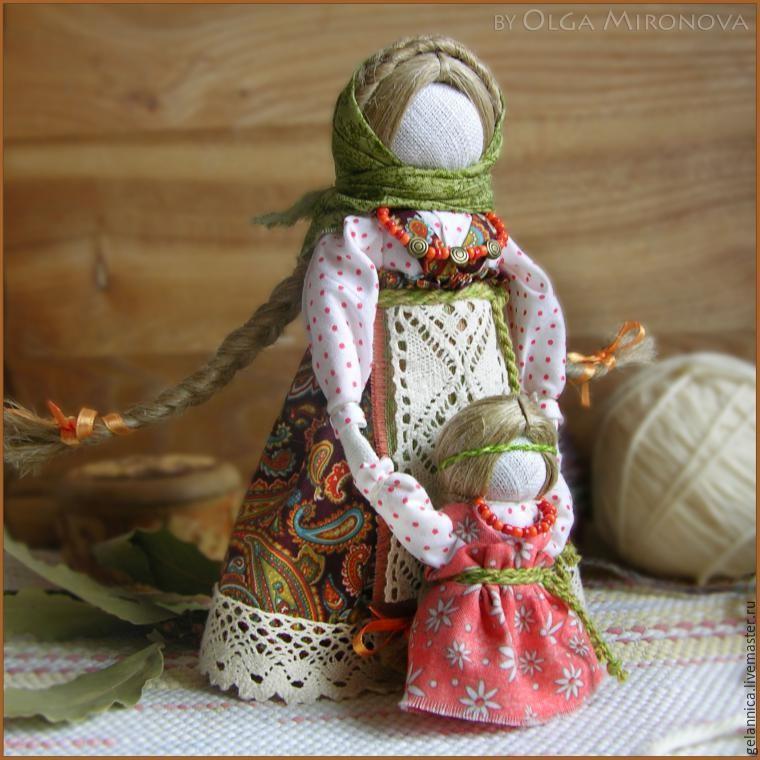 Национальные куклы мастер-класс